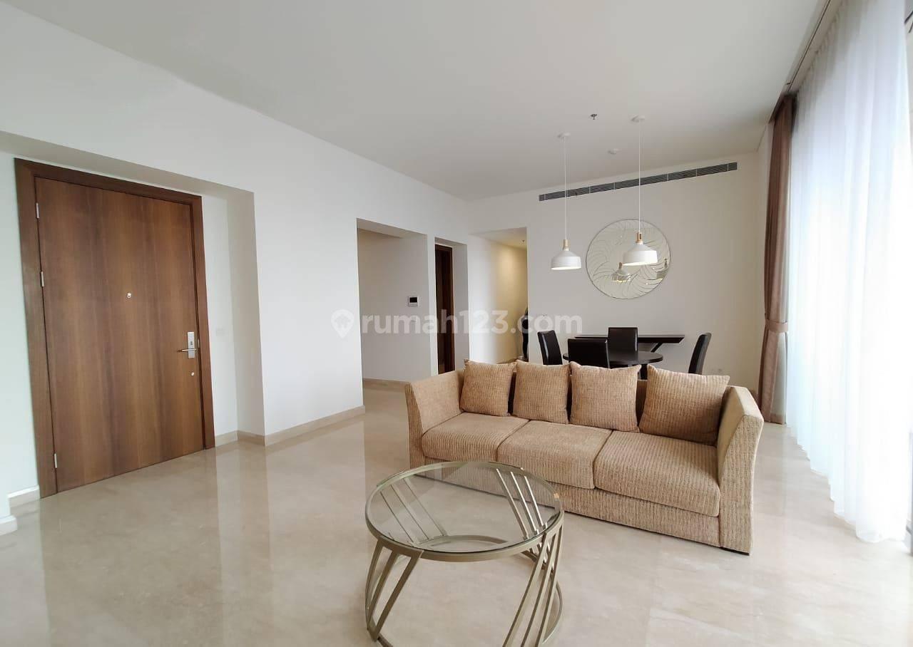 Apartemen Pakubuwono Spring 2BR Fully Furnished Harga Nego Kebayoran Lama