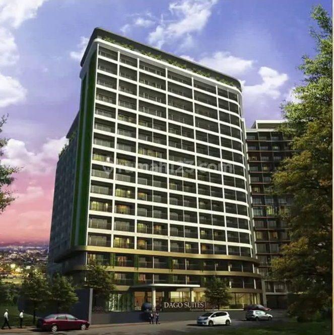 Apartemen Dago Suites Unit 968