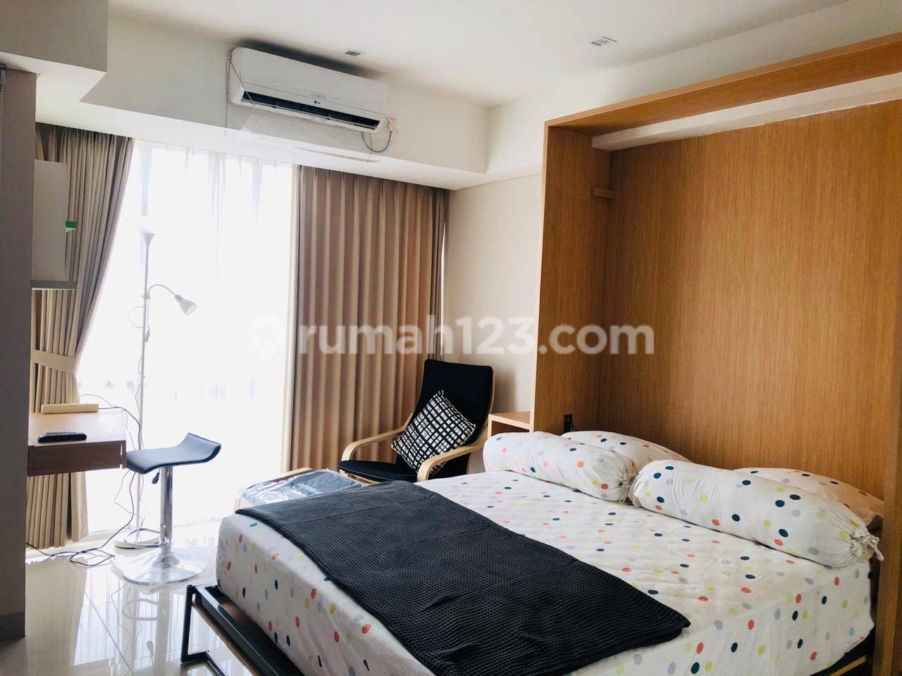 Apartemen Super murah The H Residance Full Furnish