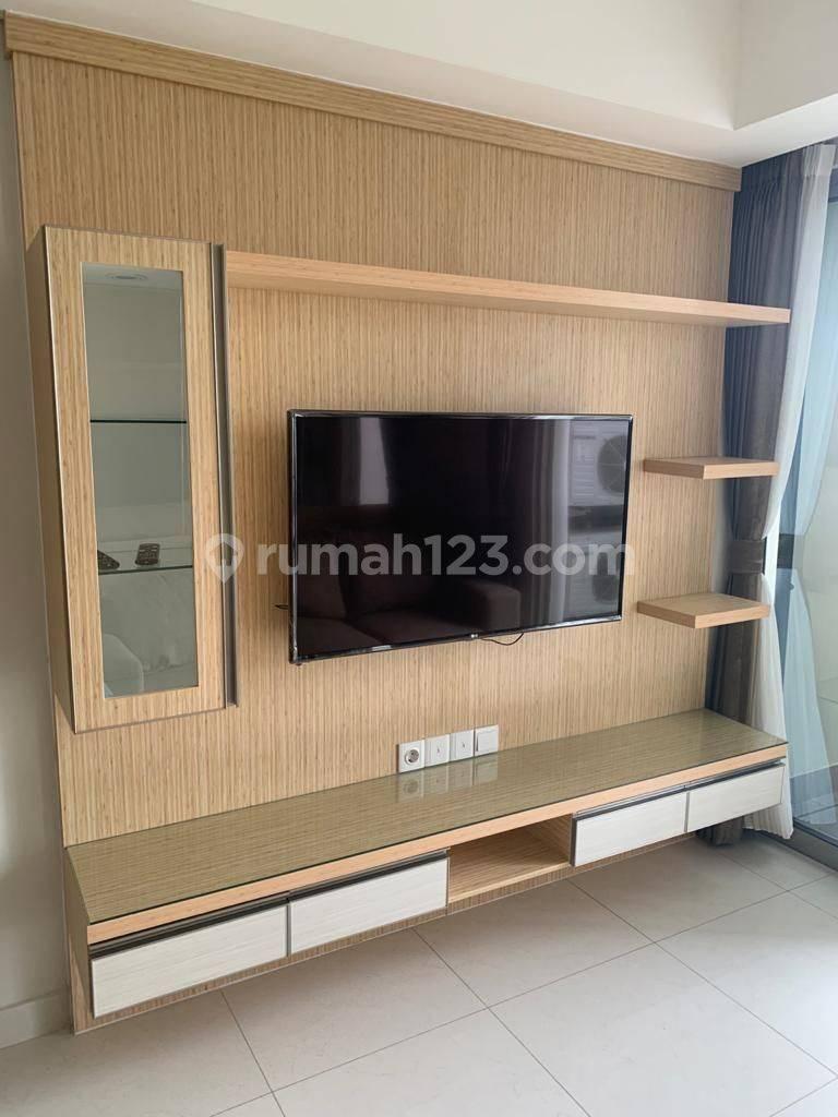 Apartemen Gold Coast 2 kamar 58m Full Furnish Lengkap Bagus