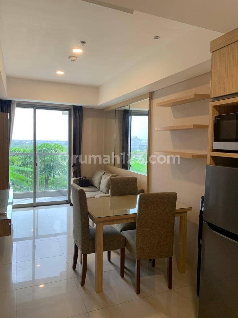 Apartemen Gold Coast PIK 2br uk 58m2, sudah furnished