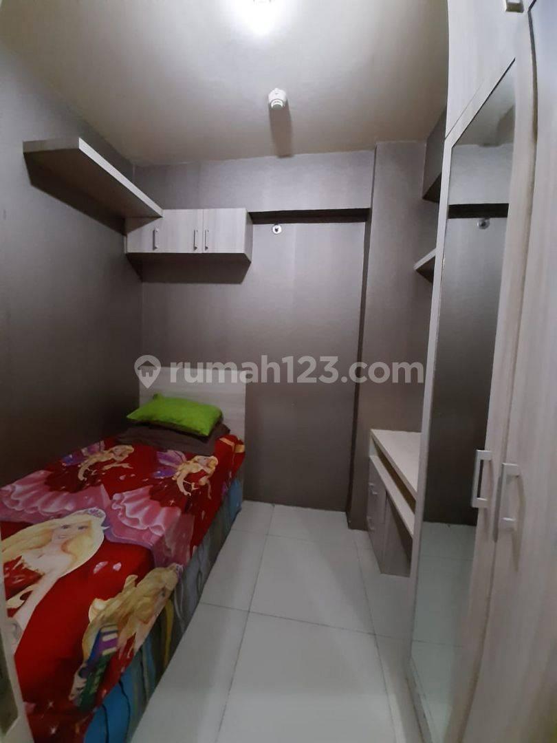 Apartemen green pramuka full furnish murah