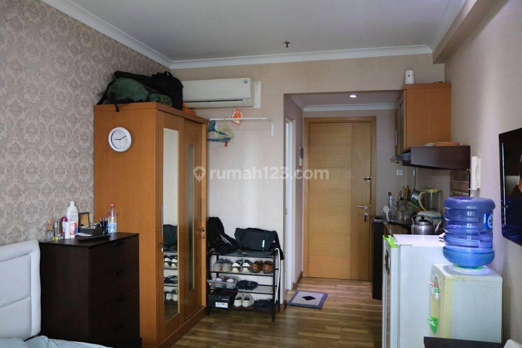 Apartemen Signature Park Tebet MT Haryono, Lt 10 Fully Furnish, Studio, Sudah Sertifikat