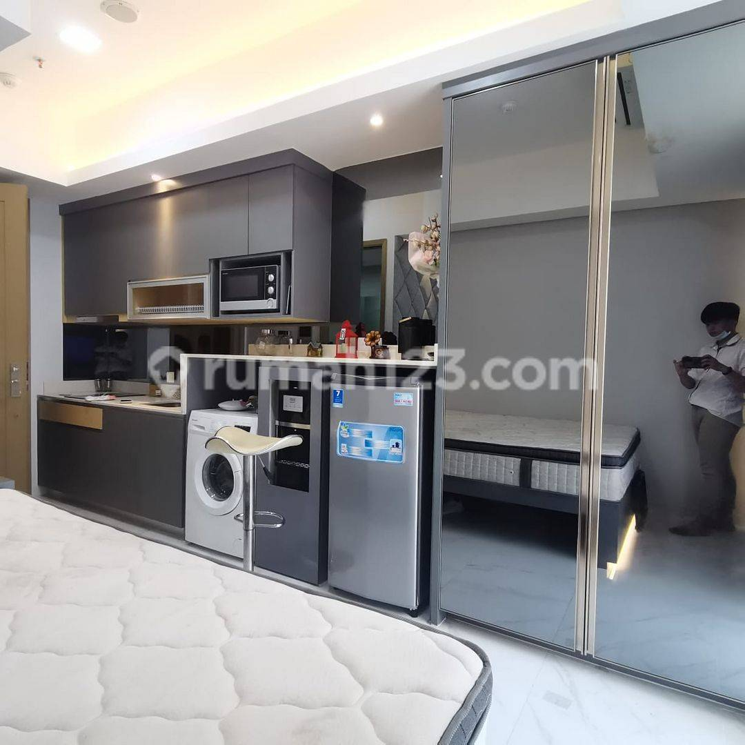 TAMAN ANGGREK RESIDENCE - FURNISH - GOOD DESIGN - HIGH FLOOR