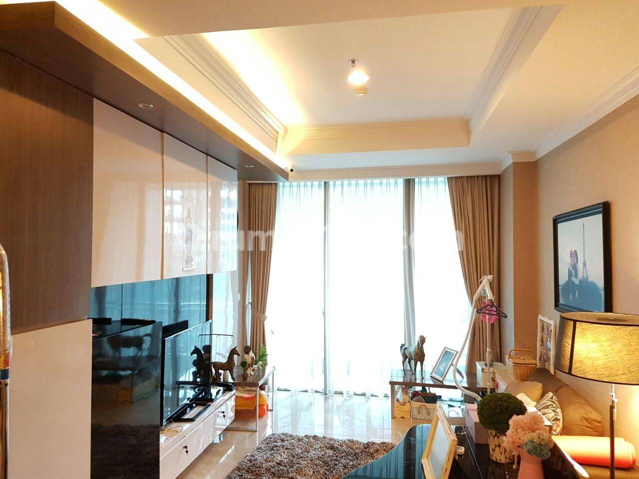 Apartemen Residence 8 - Type 2 Bedroom & Full Furnished By Sava Jakarta Properti APT-A2126
