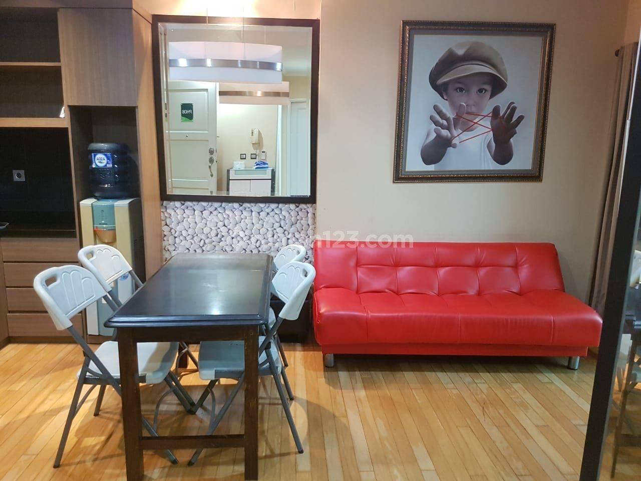 Apartemen City Home Kelapa Gading Square (MOI) fully furinished size 45m2 Jakarta Utara