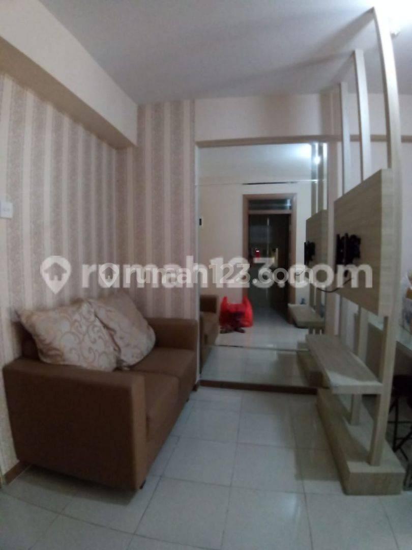 Apartemen Grand Palm Full Furnished 2 Bedroom Harga 28jt Nego