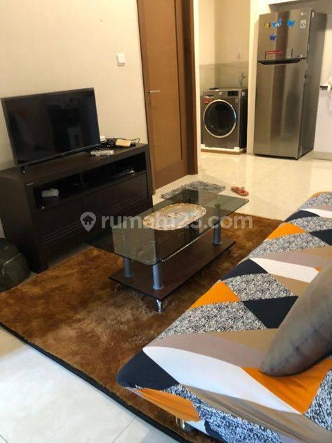 Condominium Taman Anggrek Residences Tipe Studio