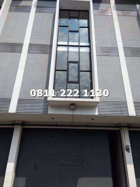 Ruko di Jl. Sukahaji. Kotak 5x21, Cocok untuk usaha dan kantor