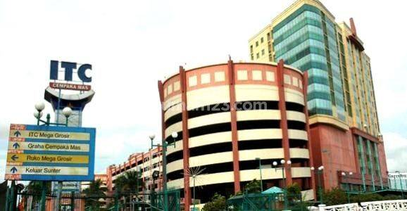 Kios Gandeng ITC Cempaka Mas- Kemayoran - Jakarta Pusat