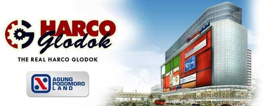 Kios New Harco Glodok Lantai 5 Hoek, Jakarta Pusat