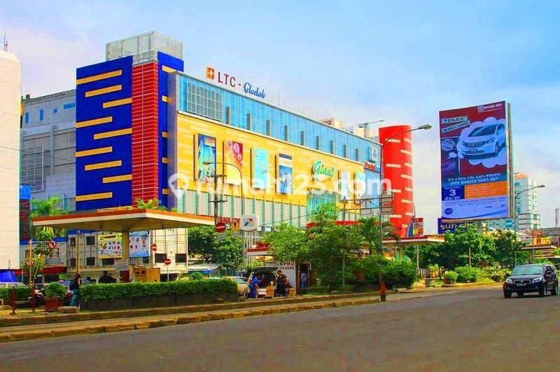 Kios Gandeng Sudah Plong Ltc Glodok  - Jakarta Barat