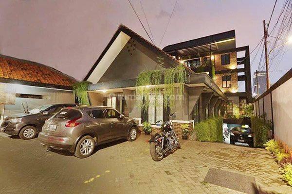 Gedung Kantor Komersial Usaha 3,5 Lantai Jalan Bangka dekat Kemang Murah