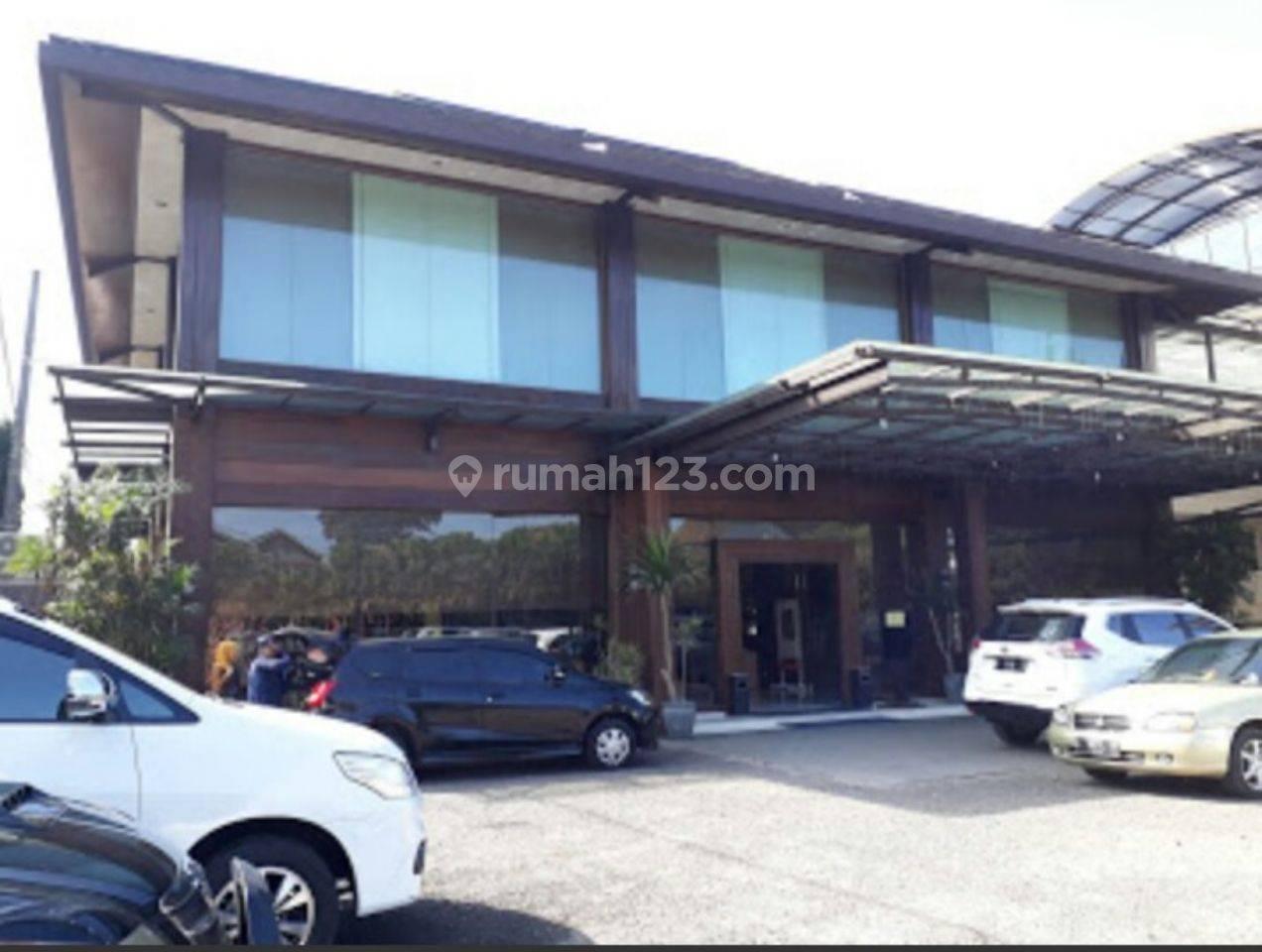 Hotel berbintang area Lembang bandung