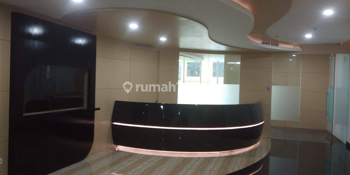 Office Space di Land Mark di Pluit, Jakarta Utara ~ Siap Pakai