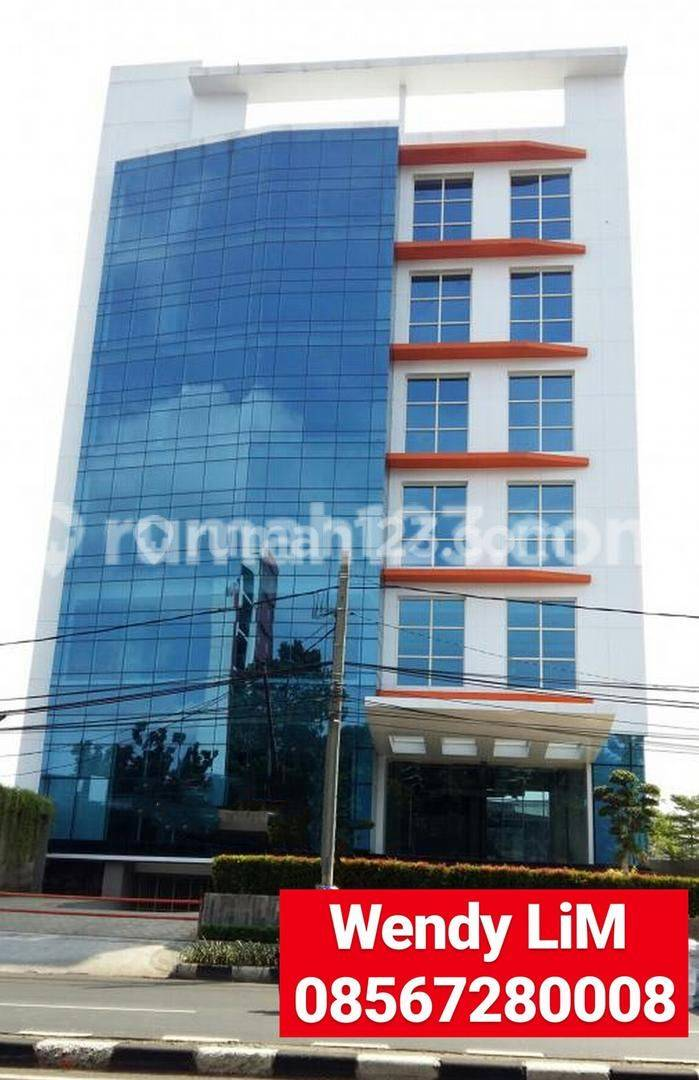 COMMERCIAL / OFFICE BUILDING at SUPOMO - TEBET , T/B. 450/1500 M2. IDR 110 M (NEGO) (( FOR SELL ))