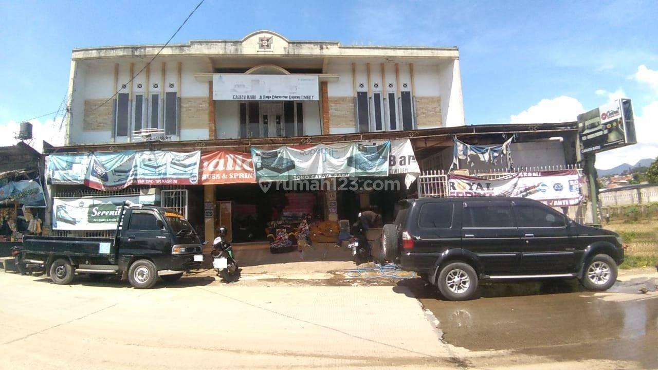 Ruko Mainroad di Ciwidey Raya
