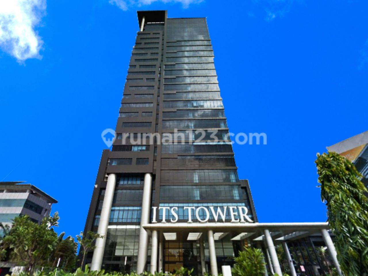 Full furnished, space office lantai 9 ITS Tower