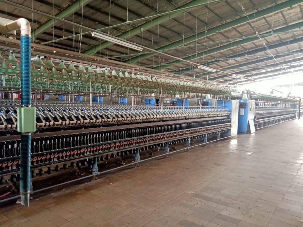 Pabrik Pemintalan Spinning Mills Jalan Raya Cicalengka Majalaya