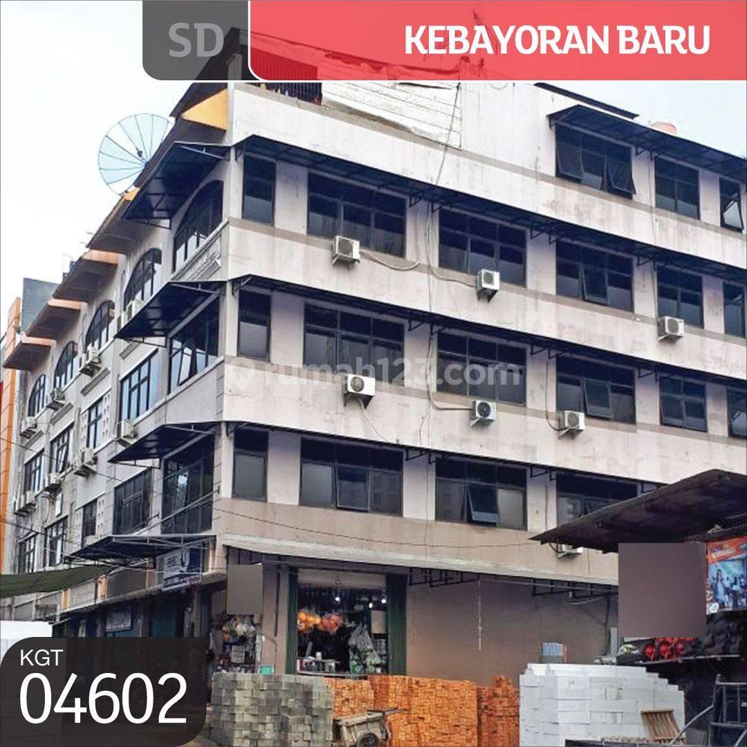 Ruko Jl. Kebayoran Baru Jakarta Selatan