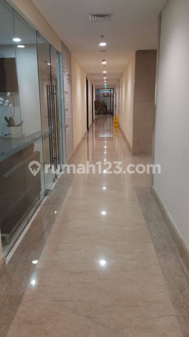 TURUN HARGA BRAND NEW OFFICE SPACE SOPO DEL TOWER