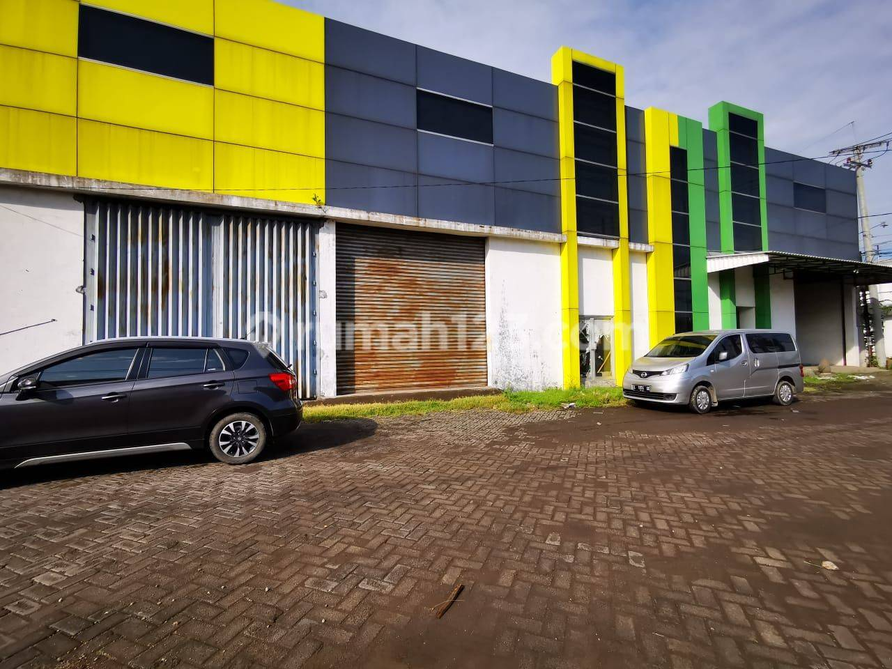 Gudang Tambak Sawah Hadap Raya Office 2 Lantai