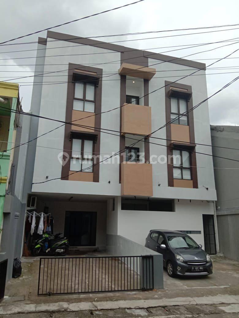 Kostan Tebet 3 lantai 27 kamar Penuh terus Siap Cuan