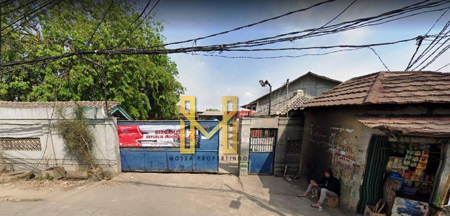 Gudang + Kantor, lokasi sangat strategis di area Marunda - Sungai Tiram , Jakarta Utara