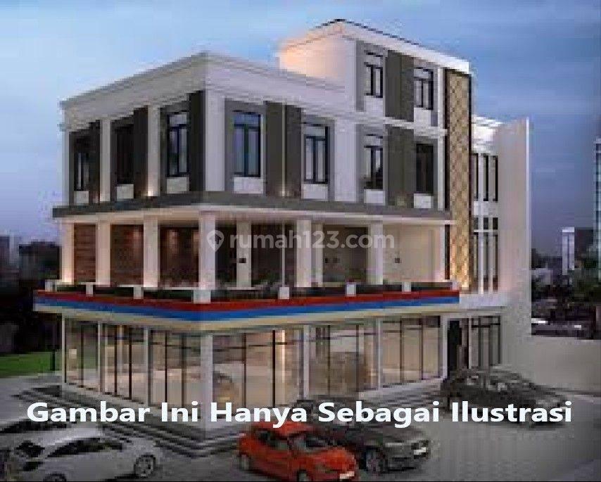 Ruko Jl.Hasyim Ashari D-H Petojo Utara Gambir, Jakarta Pusat