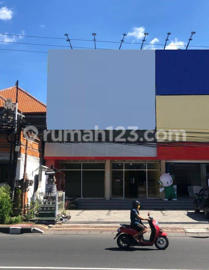 2 Unit Ruko Lokasi Jalan Utama Teuku Umar, Pusat Kota Denpasar