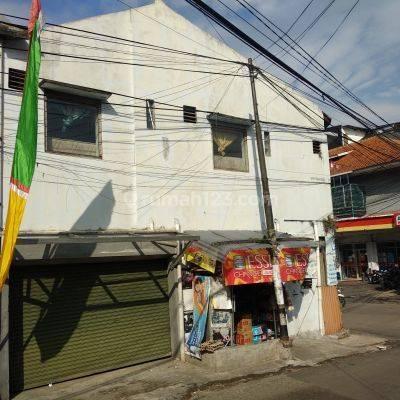 Ruang Usaha+Kost Mainroad Cibogo, Bandung