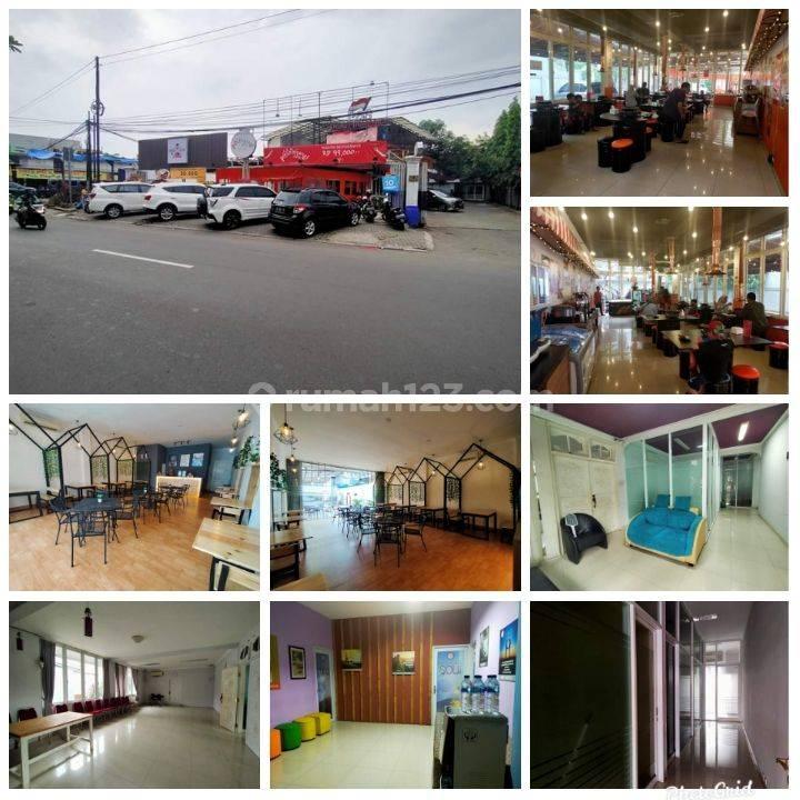 Ruang usaha atau bangunan commercile plus office di Cilandak - Lebak Bulus, terdiri 2 restoran dan banyak tersedia ruang kantor serta ruang meeting,,dekat ke MRT  Fatmawati/lebak bulus,RS. Mayapada ,Tol Cipete pondok labu,Jakarta Selatan