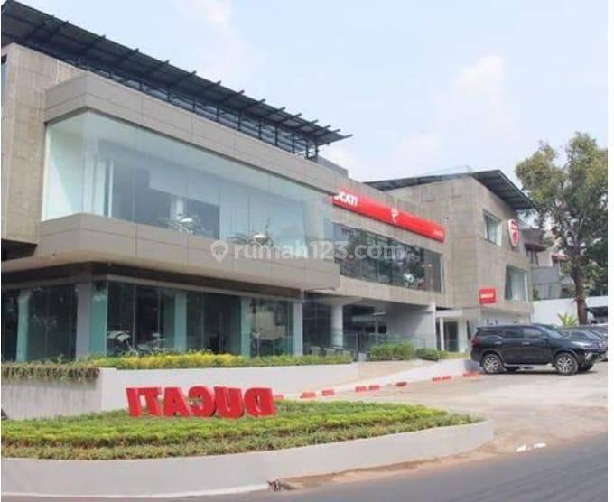 OFFICE BUILDING DI KEMANG UTARA !!...
