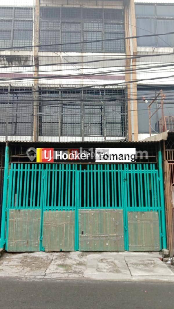 RUKO Kondisi Baik Siap Pakai daerah Jelambar Jakarta Barat