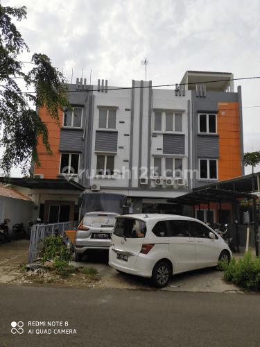 kan ruko 4 lantai fullfurnis di jl.bangka raya, Mampang Prapatan, Jakarta selatan