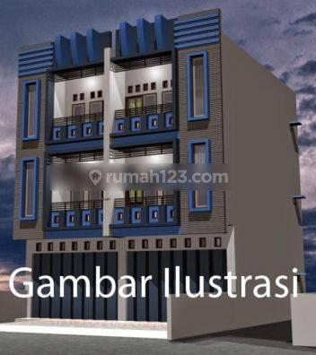 Ruko Rempoa 8 Jl Bintaro Raya Bintaro, Jakarta Selatan