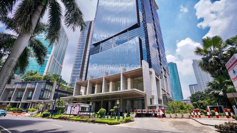Office Plaza Mutiara @Mega Kuningan (144 Sqm) FIT OUT TERMURAH 42 JUTA/SQM