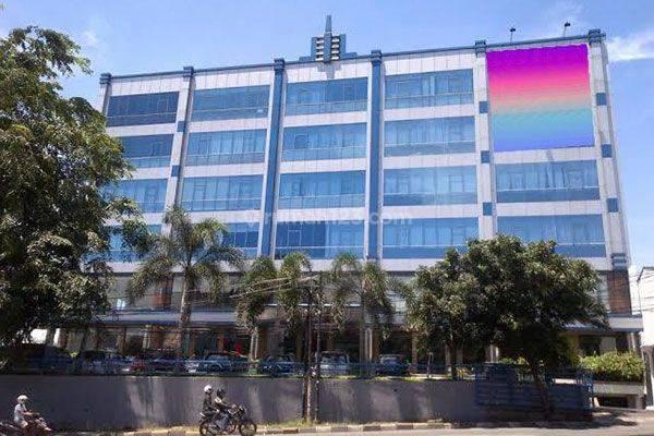 Gedung 5 Ruko ada 6 Lantai dan Basement Jalan Warung Buncit Raya Mampang Murah