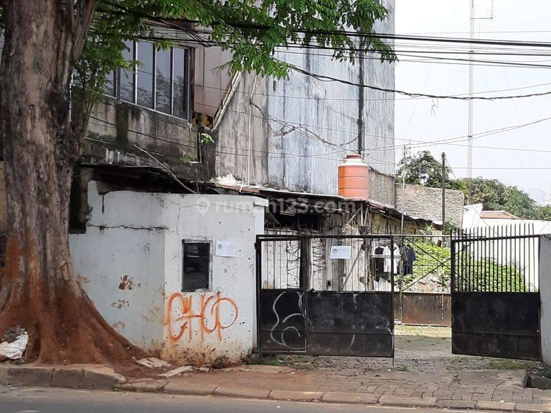 Hitung tanah siap bangun gedung/usaha jarang ada di kebayoran lama