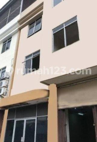 Ruko villa gading indah 4lt siap pakai luas 7x13 91m Kelapa Gading Jakarta Utara
