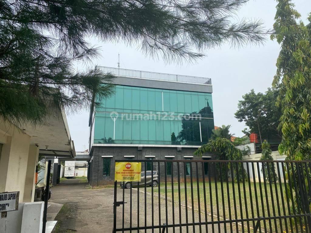 Perkantoran Jl M Harsono/Margasatwa Ragunan Pasar Minggu Jakarta Selatan Hit Tnh Bonus Bangunan