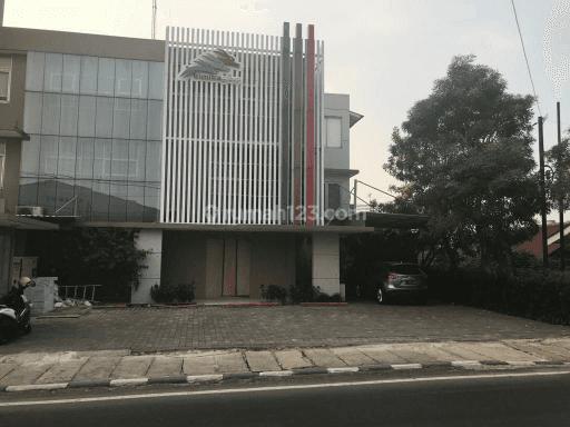 Gedung ex kantor Cendrawasih raya arteri pondok indah
