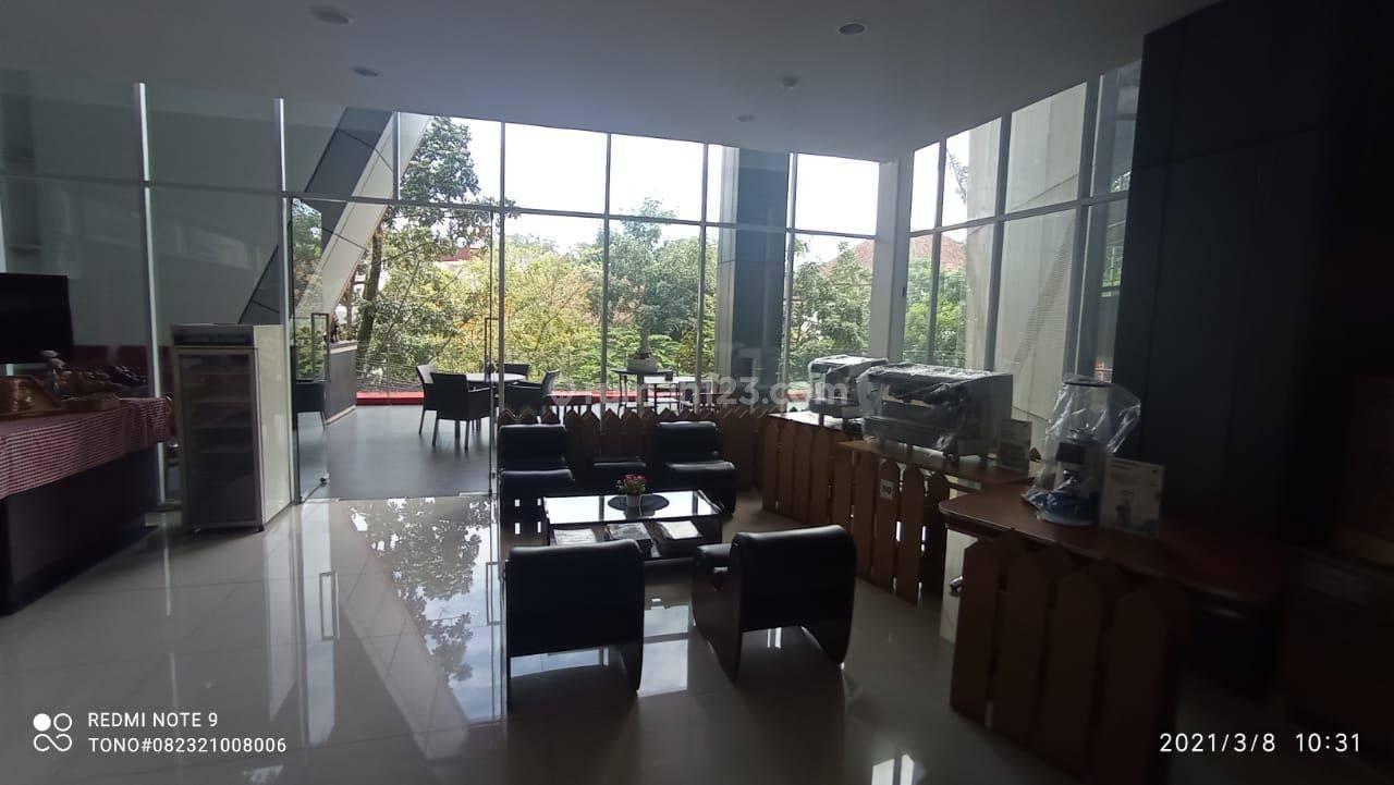 Gedung di Taman Sari, Bandung