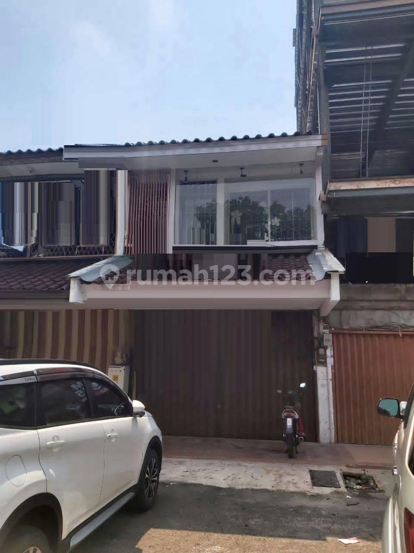 Ruko Kelapa Gading 2 lantai siap pakai luas 4,5x16 72m Kelapa Hibrida Jakarta Utara