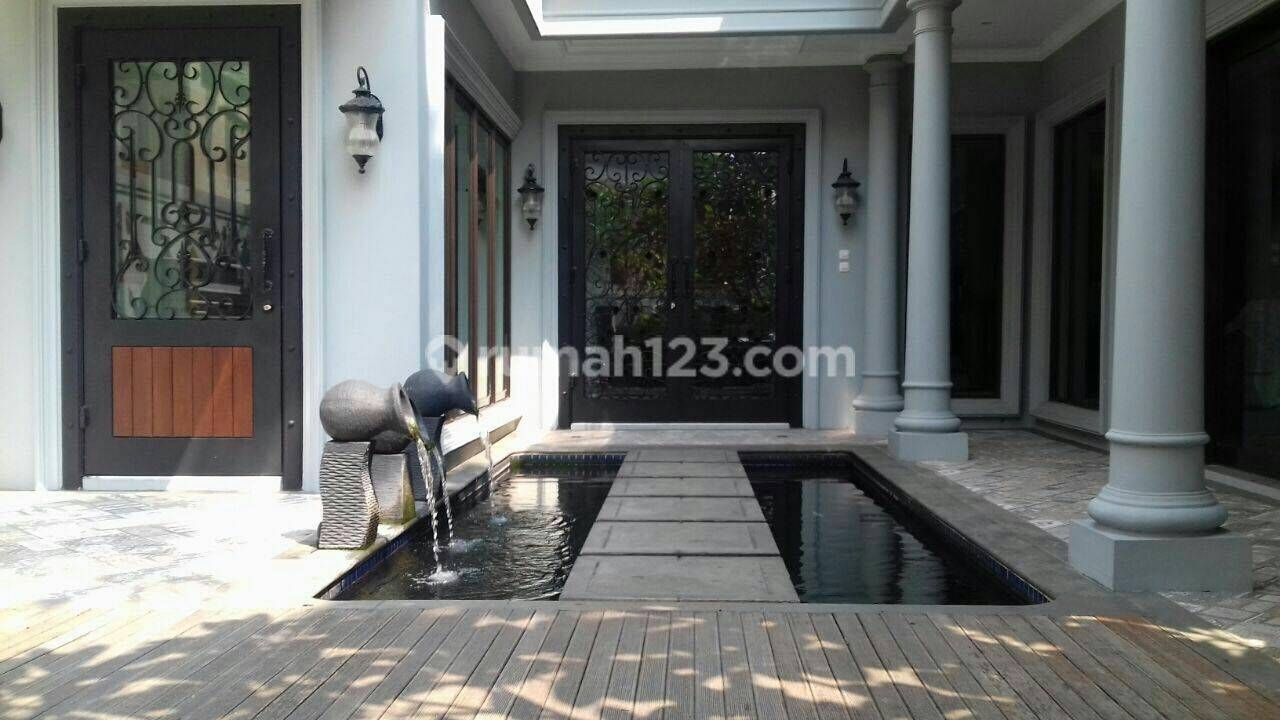 Cepat rumah lux, full furnished ( mostly by davinci )