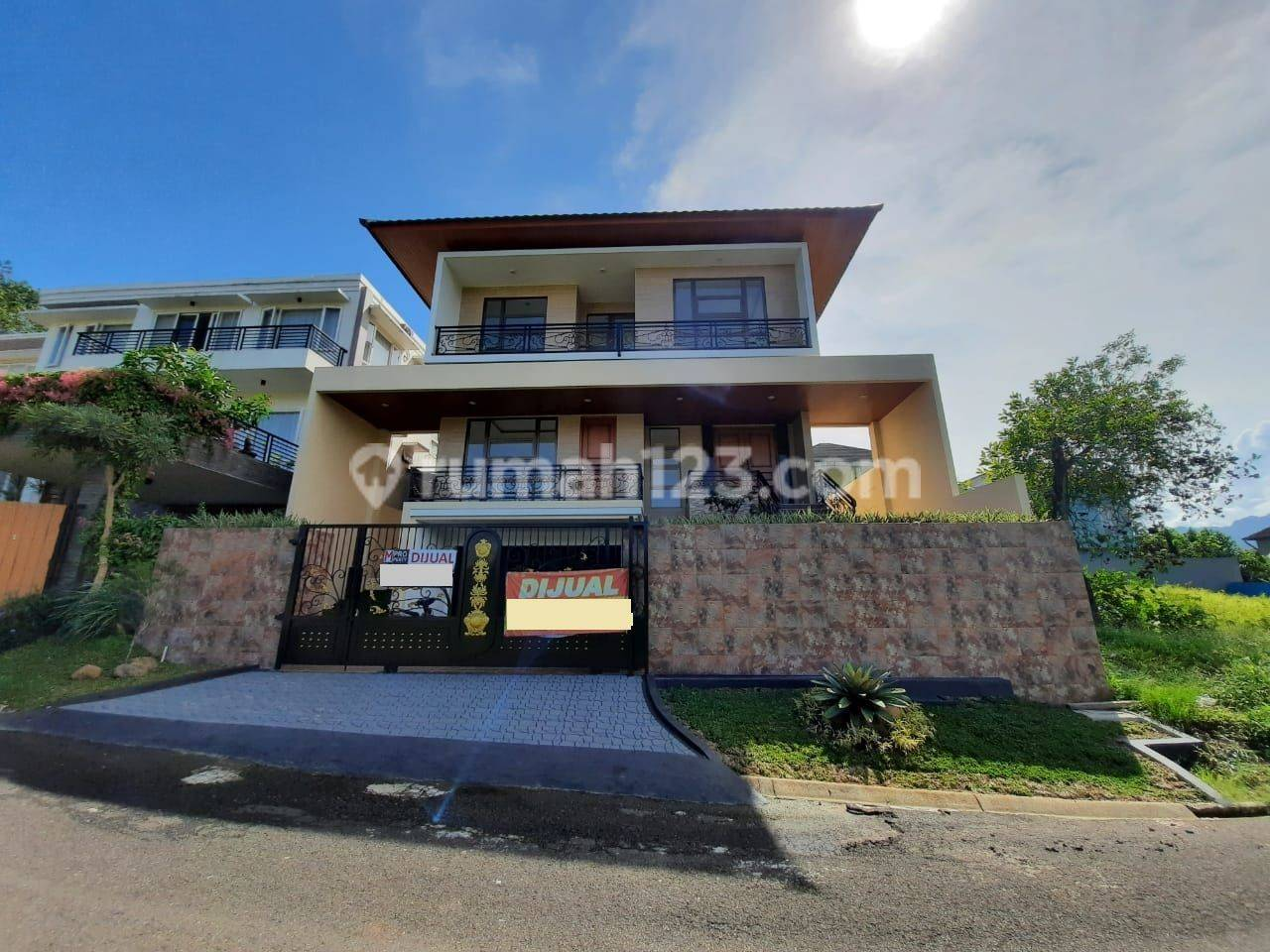 Rumah New Minimalis Siap Huni Cluster Imperial Golf Sentul City