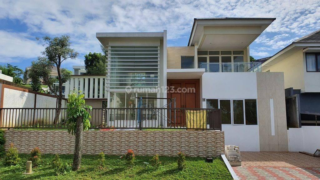 Rumah Minimalis Siap Huni Cluster Hilltop Sentul City