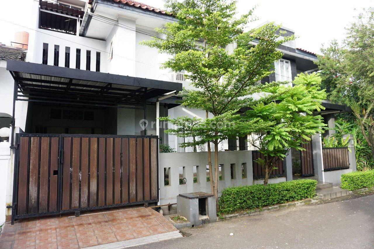Rumah di Jalan Utama Bintaro DKI cocok untuk usaha dan tempat tinggal