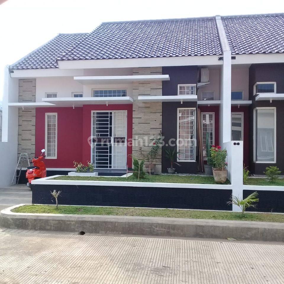 Rumah Siap Huni Dalam Clustet Mewah di Daya