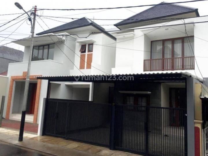 Rumah Baru Siap Huni Dalam Komplek Perumahan Jati Padang Jakarata Selatan